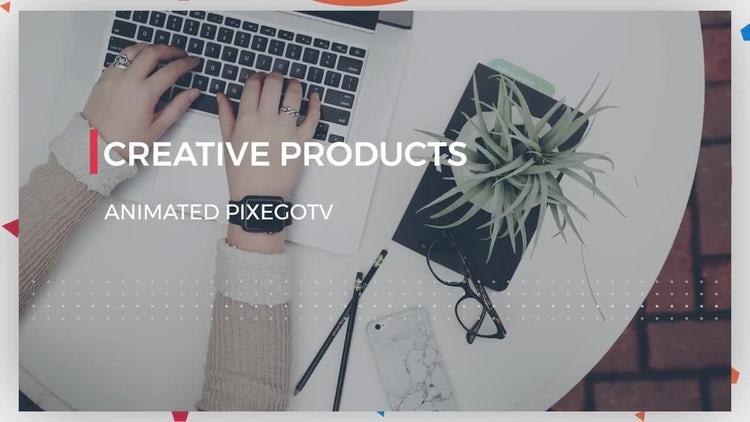 Business Slideshow: Premiere Pro Templates