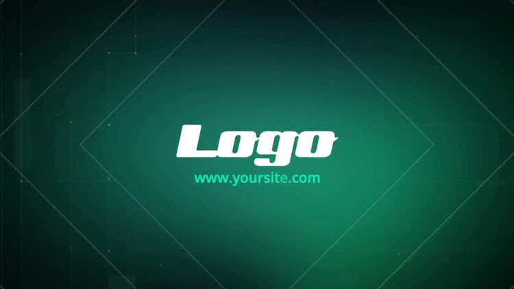 Shapes Logo Opener: After Effects Templates