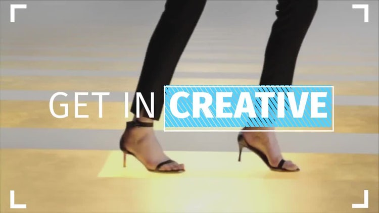 Stylish Modern Opener: After Effects Templates