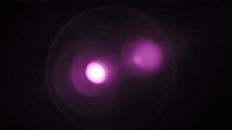 Infrared Light Pulse: Stock Video