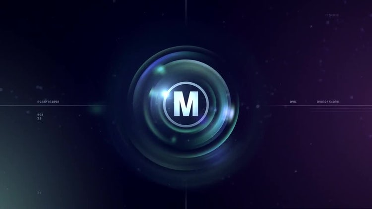 Camera Lens Logo: After Effects Templates