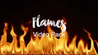 Fire & Embers Video Pack: Stock Video