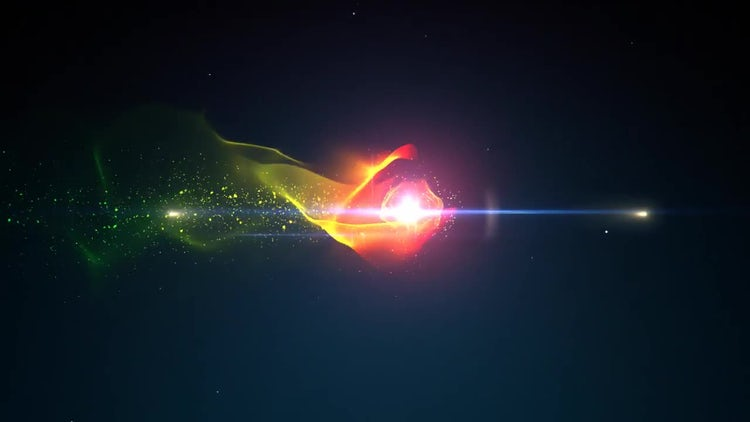 Magical Fire Ball: Stock Motion Graphics