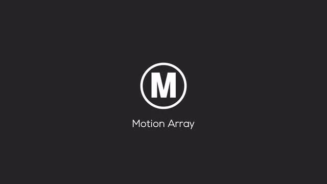 Flat Logo Animation: After Effects Templates