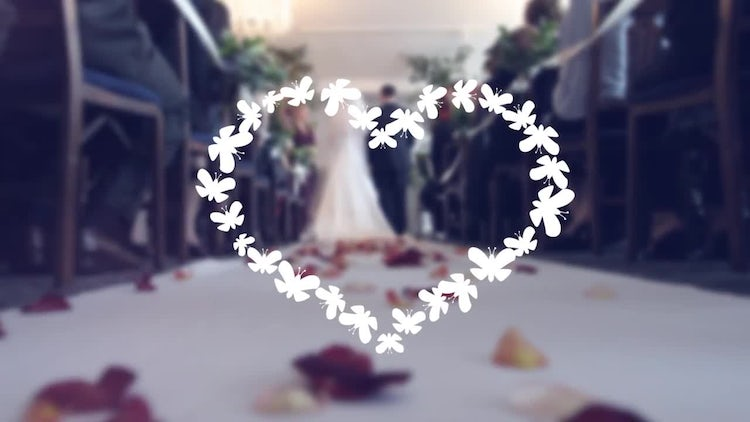 Wedding Vintage : Motion Graphics
