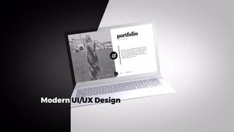 Dynamic Website Presentation: After Effects Templates