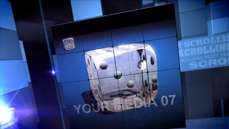 Pieces Of Puzzle: After Effects Templates