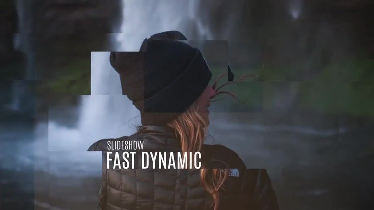 Fast Urban Slideshow: After Effects Templates