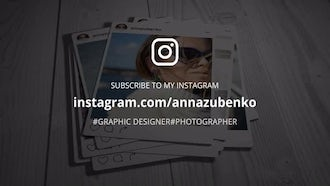 Short Instagram Promo: After Effects Templates