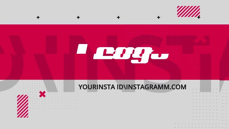 Instagram Opener: After Effects Templates
