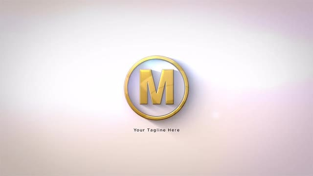 3D Stroke Logo: After Effects Templates