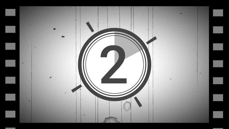 Retro Frames Countdown Pack: Motion Graphics