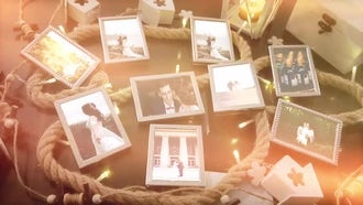 Romantic Frames: After Effects Templates
