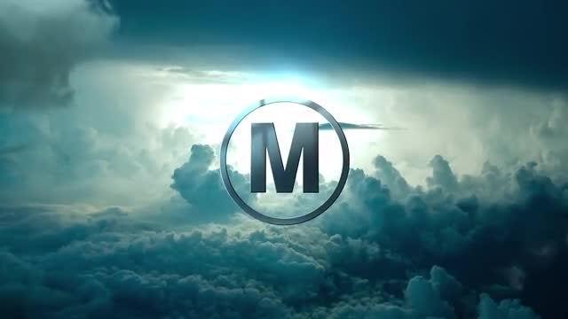 Dark Sky Logo: Premiere Pro Templates