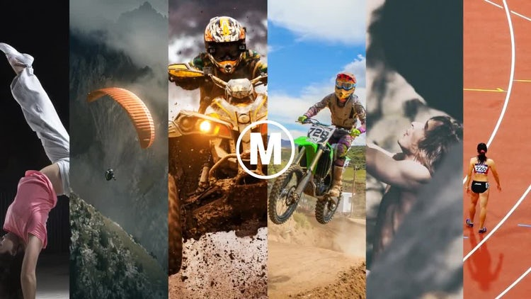 Photo Mosaic Slideshow: After Effects Templates