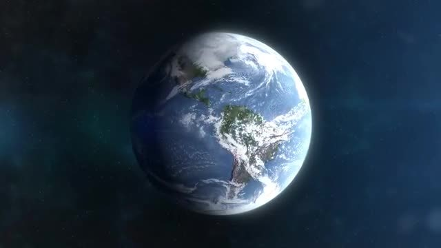 Planet Earth Weather Timelapse: Stock Motion Graphics
