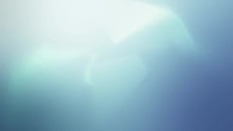 Blue Abstract Glowing Background: Motion Graphics