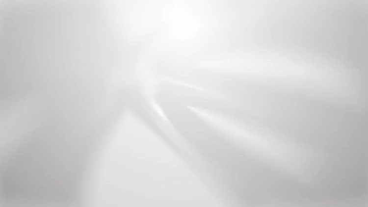 Silver Abstract Glowing Background: Motion Graphics
