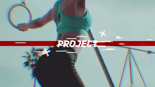 Extreme Sport Opener: Premiere Pro Templates