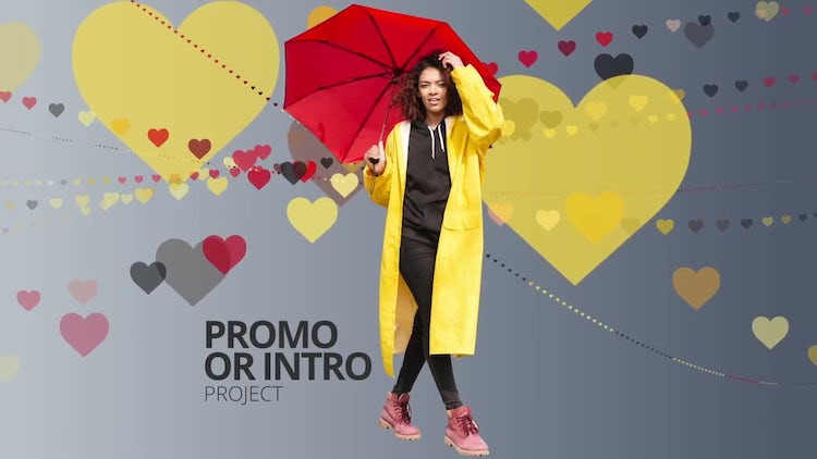 Particles Promo: After Effects Templates