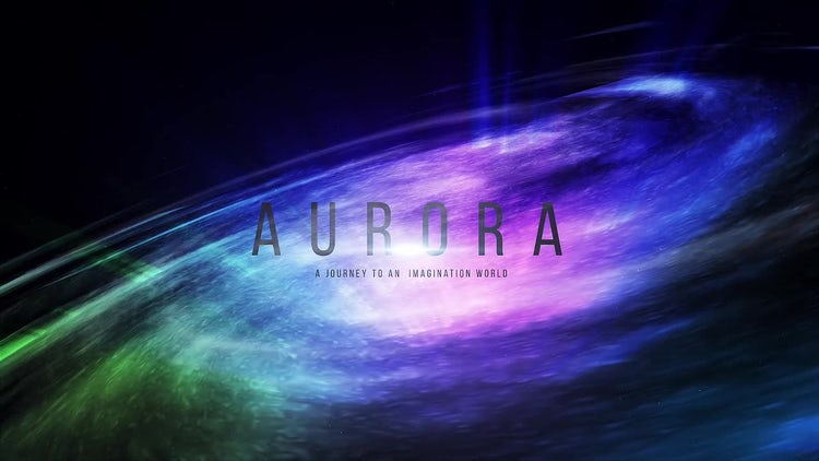 Aurora: After Effects Templates