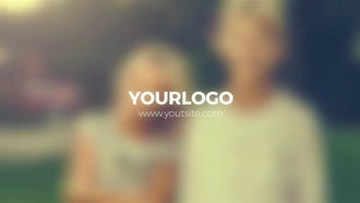 Short Logo Opener: After Effects Templates