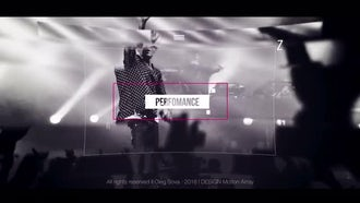 Dynamic Event Opener : After Effects Templates