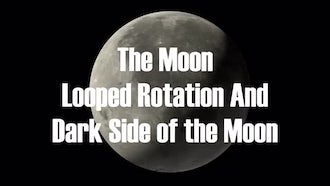 The Moon Rotation Loop: Motion Graphics