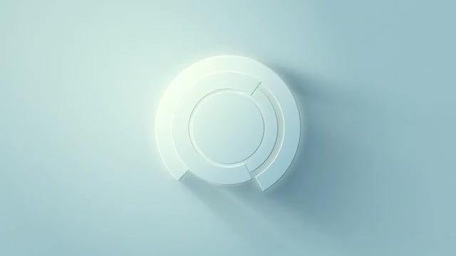 White Logo: Premiere Pro Templates