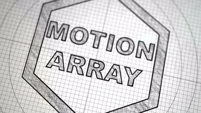 Drawing Logo: After Effects Templates