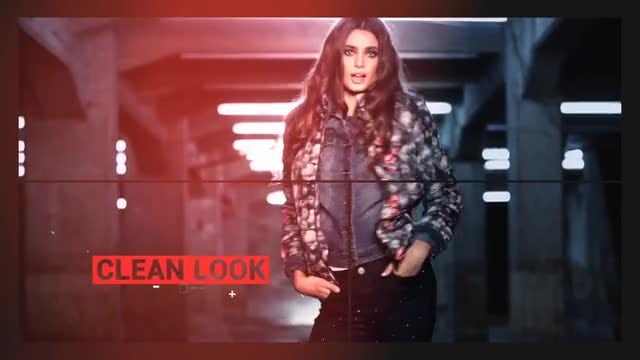 Modern Clean Slideshow: After Effects Templates