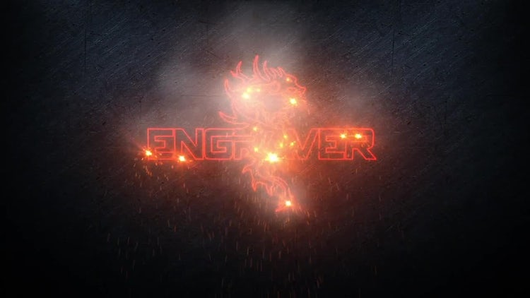 Engraver: After Effects Templates