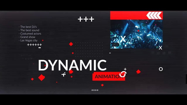 Hard Opener: After Effects Templates