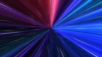 Lightspeed Hyper Flight: Motion Graphics