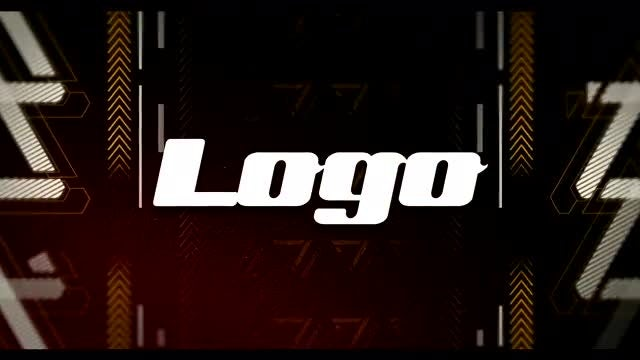 Shape Infographic Logo: After Effects Templates