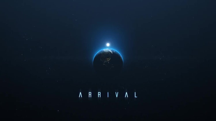 Cinematic Space Logo: After Effects Templates