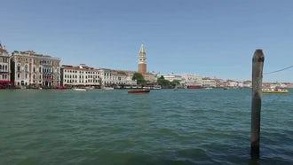 Venice Slow Motion: Stock Video