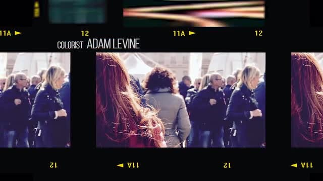 Film Titles Opener Slideshow: Premiere Pro Templates
