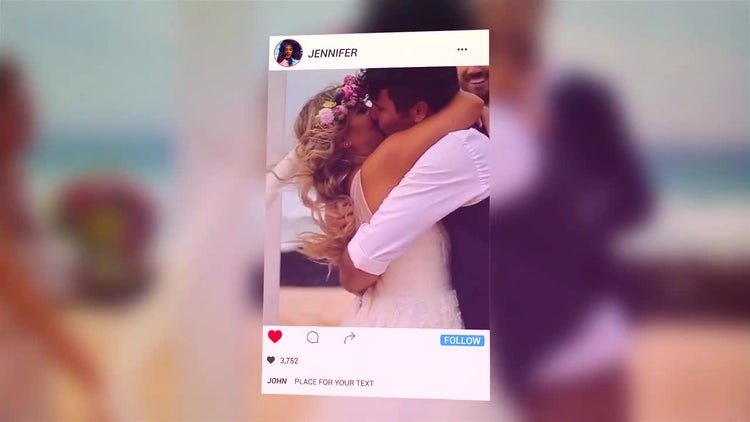 Instagram Promo: Premiere Pro Templates