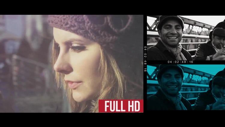 Modern Urban Slideshow: Premiere Pro Templates