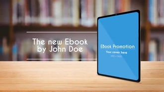EBook Promotion: After Effects Templates