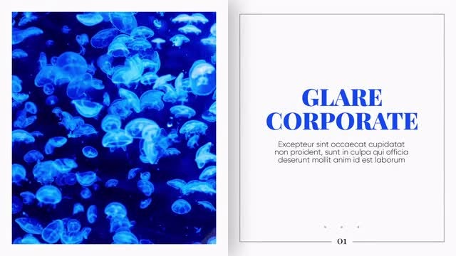Glare - Clean Corporate: After Effects Templates