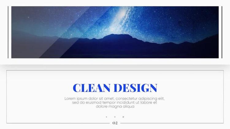 Glare - Clean Corporate: Premiere Pro Templates