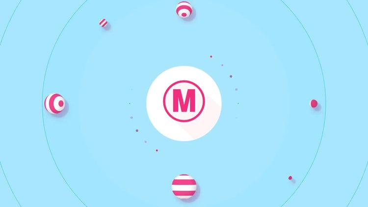 Minimalistic Logo Opener: After Effects Templates