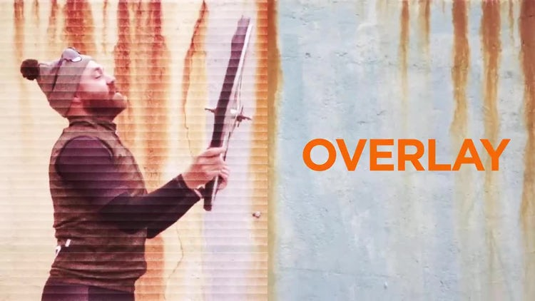 Static Effects Overlays: Motion Graphics