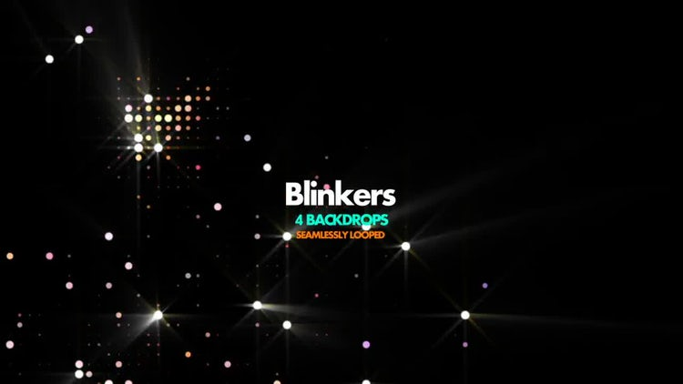 Blinkers: Stock Motion Graphics