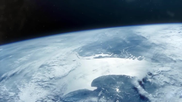 Earth From Orbit Pack: Stock Motion Graphics