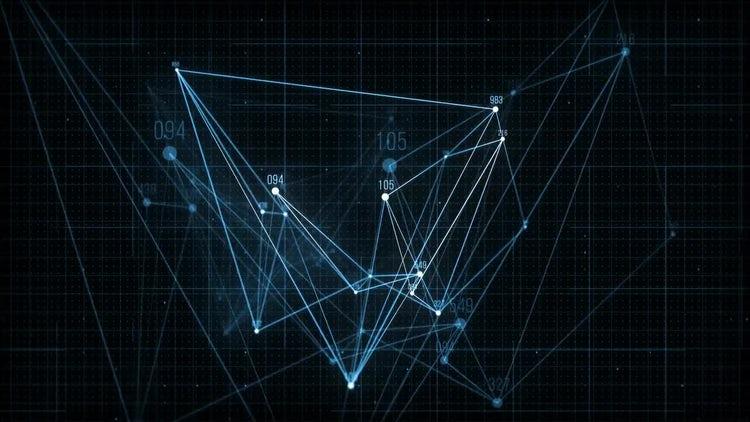 Plexus Data: Motion Graphics