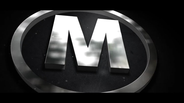 Clean Shiny Logo: After Effects Templates