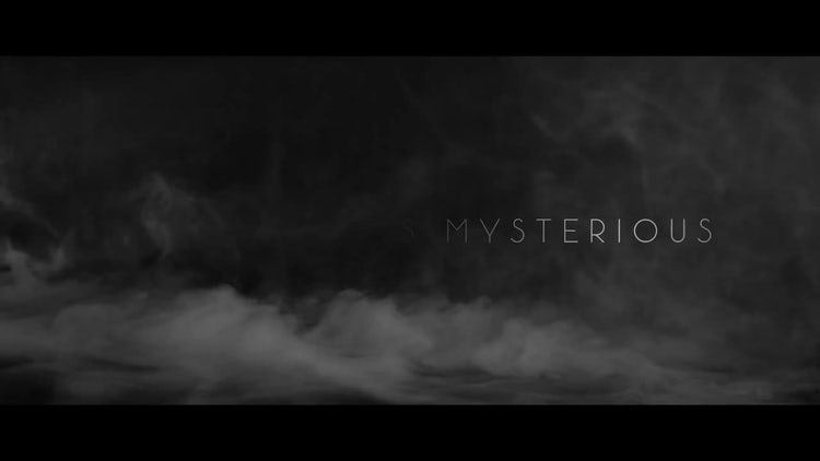 Cinema Smoke Titles: After Effects Templates